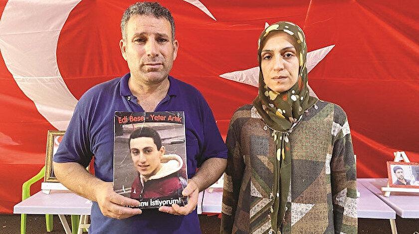 PKKdan söke söke aldık: Diyarbakırdaki üç aile çocuklarına kavuştu