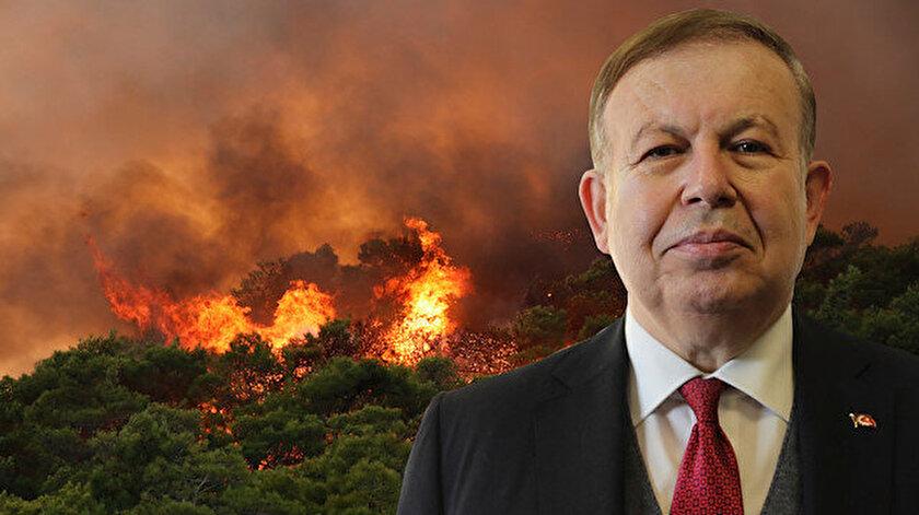 Emekli Tümamiral Cihat Yaycıdan yangınlara ilişkin flaş açıklama: İhmal falan yok, devlet Yunan-PKK terörüyle karşı karşıya!