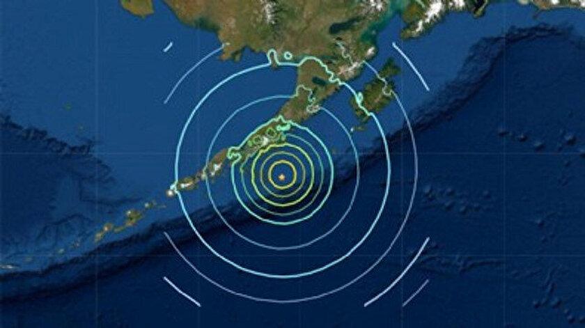 SON DAKİKA: ABD'de 8.2 büyüklüğünde deprem! Tsunami alarmı verildi