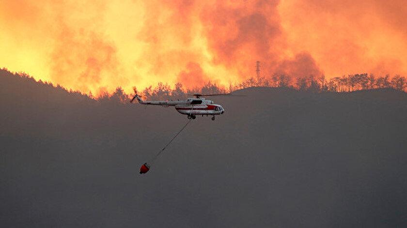 ORFAMDER Orman yangınlarında neden uçak kullanılmıyor manipülasyonuna açıklık getirdi