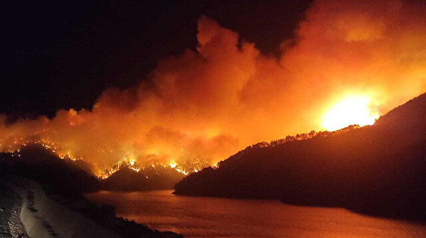 Kozanda alevler yeniden yükseldi: 23 farklı noktada yangın çıktı! Ömer Çelik hemşehrilerini uyardı: Köylere yaklaşmayın