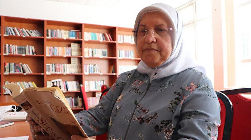 Üç çocuk annesi 4 torun sahibi Neriman teyze liseden mezun oldu: Şimdiki hedefi hukuk okumak