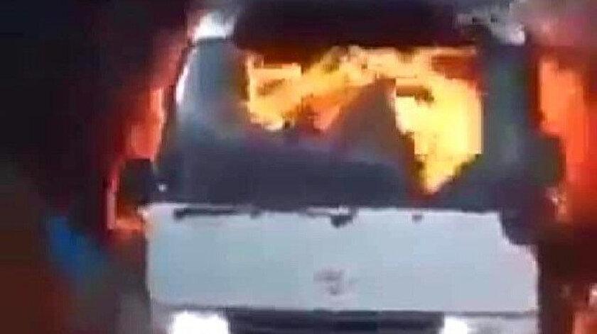 Takım otobüsüne bombalı saldırı: 5 ölü