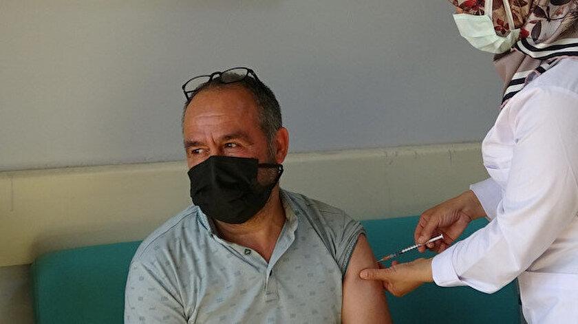 Van'da aşısızlık koronavirüs hasta sayılarını artırdı: Yatan hastaların yüzde 90ı aşı olmayanlar