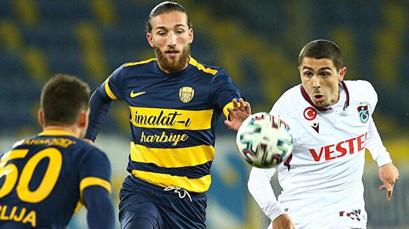 Göztepe, Ankaragücü forması giyen Atakan Çankaya ile anlaşma sağladı