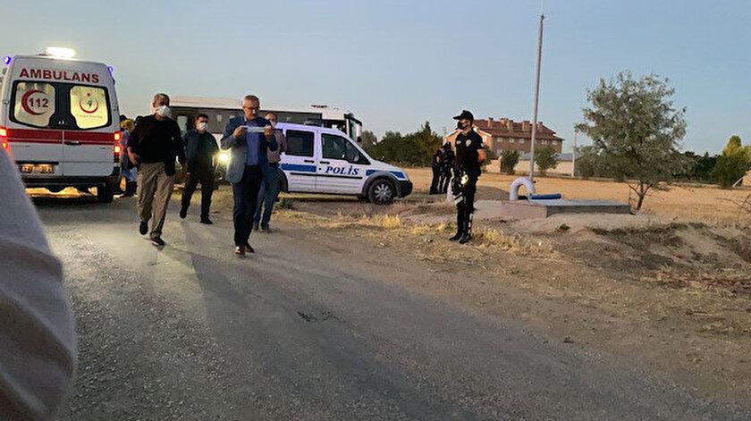 Konyada aynı aileden 7 kişinin öldürüldüğü silahlı saldırıyla ilgili gözaltı sayısı 14e yükseldi -Konya haberleri