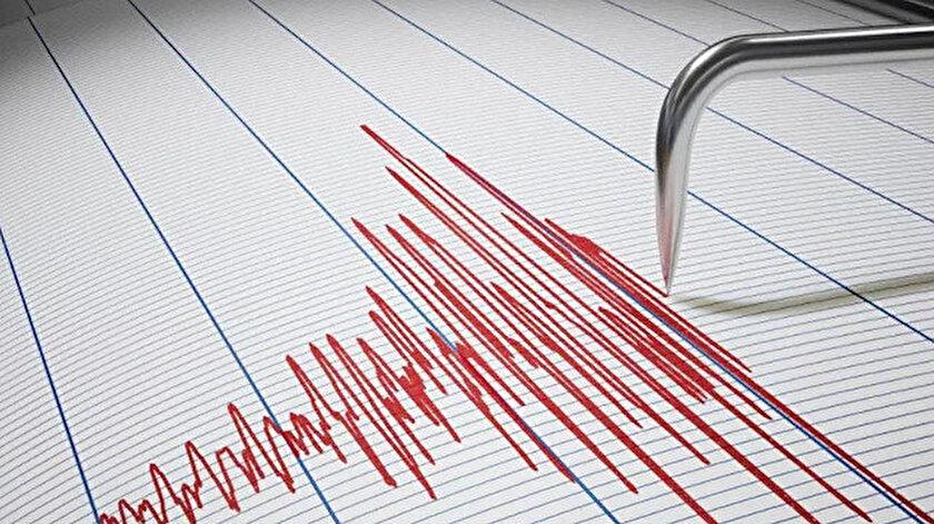 Son dakika haberi! Datça açıklarında 5,5 şiddetinde deprem