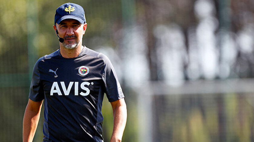 Fenerbahçede Miha Zajc, Vitor Pereiranın gözdesi oldu