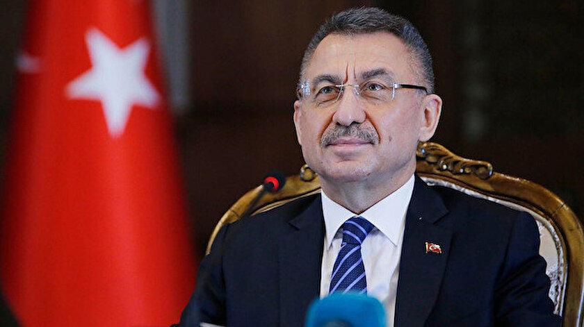 Cumhurbaşkanı Yardımcısı Oktaydan Başkale paylaşımı: Devletimiz yaralara merhem olacaktır