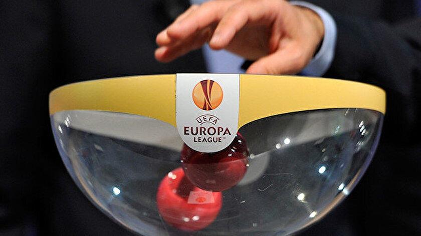 Avrupa kupalarında play-off kuraları bugün çekilecek