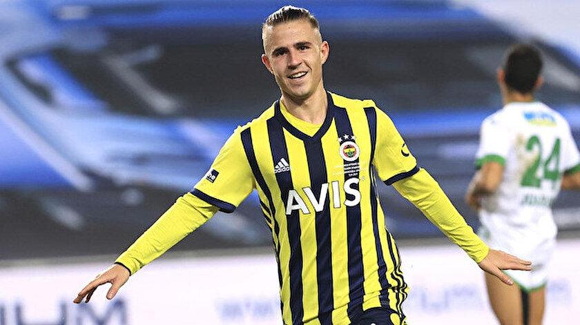 Borussia Mönchengladbach, Fenerbahçeli Pelkas için 10 milyon euro ödemeye hazır