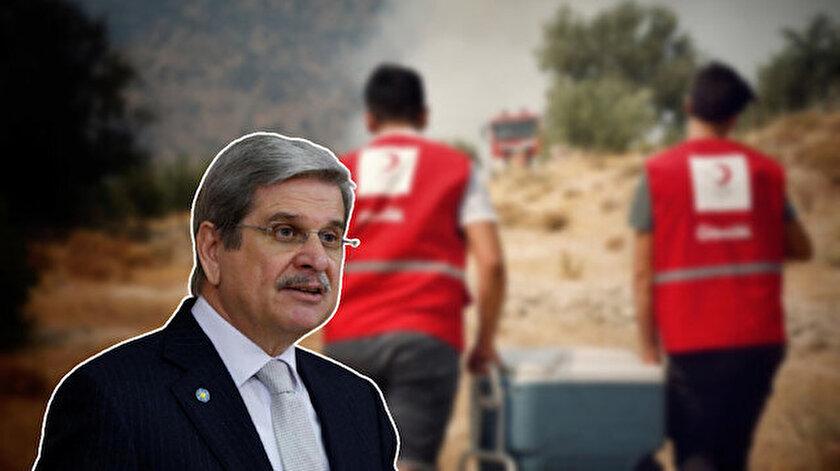 İYİ Partili Aytun Çıray Kızılayı hedef aldı