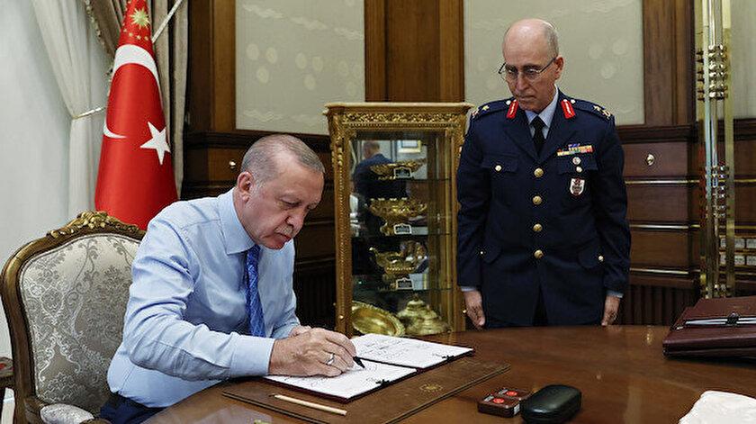 YAŞ kararları açıklandı: Yeni Kara Kuvvetleri Komutanı Musa Avsever
