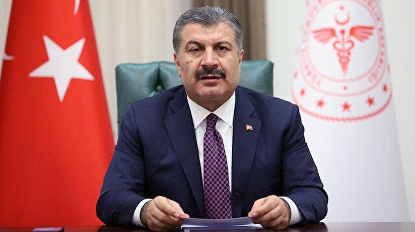 Sağlık Bakanı Kocadan Bilim Kurulu sonrası açıklama: Günlük vaka sayısı sınır kabul ettiğimiz 20 binin çok üzerinde
