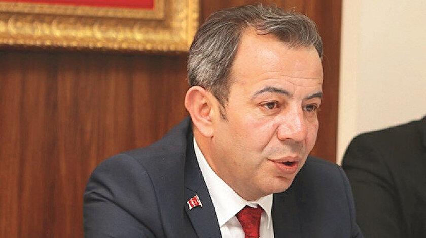 Irkçı belediye başkanı Tanju Özcan: CHP beni örnek alsın
