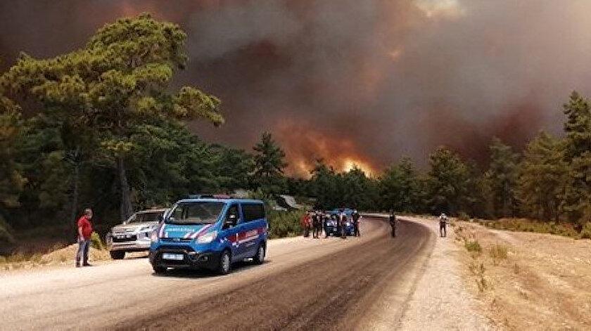 Gegen 66 Personen, die provokative Beiträge zu Waldbränden in Antalya abgegeben hatten, wurden Gerichtsverfahren eingeleitet.