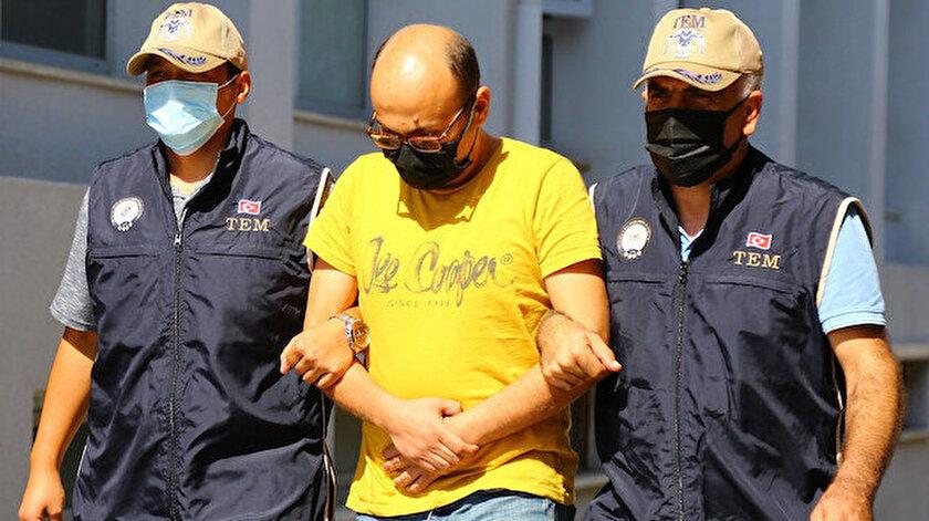 Adana haberleri: Üç yıldır aranan mahrem imamı alnındaki ben ele verdi