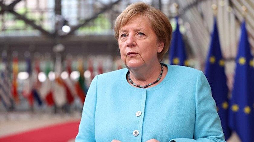 Almanya Başbakanı Merkel: Afganistan konusunda Türkiye ile yakından çalışılması gerekiyor
