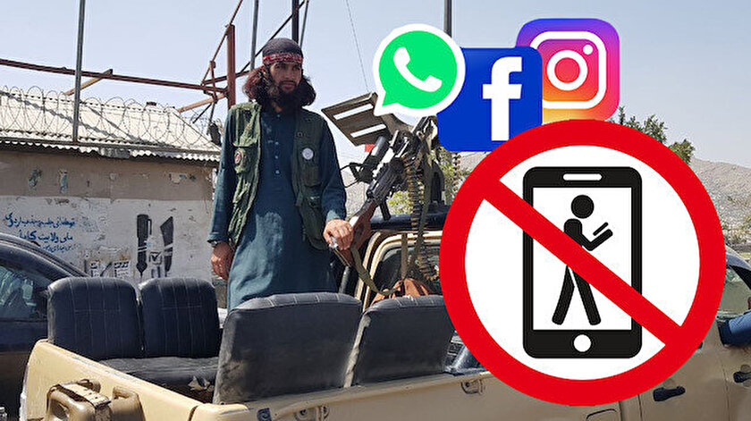 Facebook ve Instagramdan Taliban' kararı: Destekleyici içerikler anında silinecek