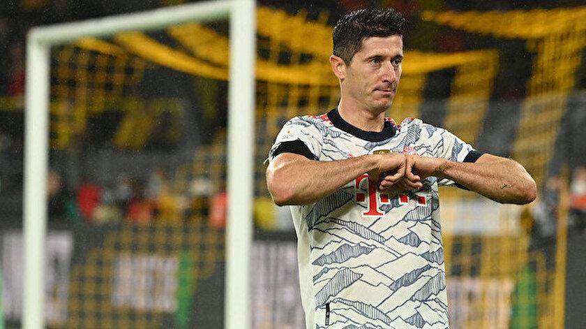 Borussia Dortmund-Bayern Münih maç özeti ve golleri izle: Lewandowski ve Müllerin gollerini izle