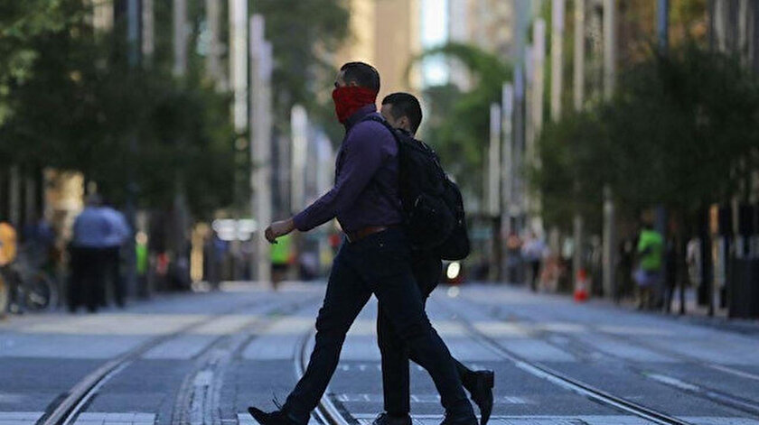 Avustralya'nın Sydney kentinde gece sokağa çıkma yasağı getirildi