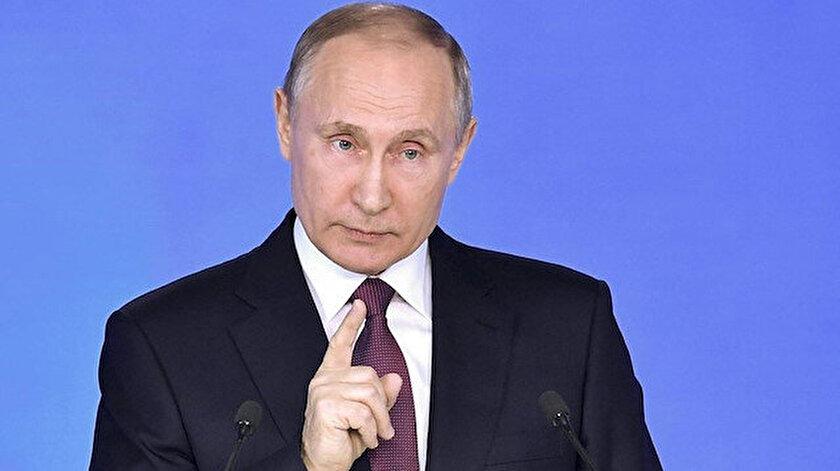 Putin: Afgan militanların sığınmacı kılığında Rusyaya girmesini istemiyoruz