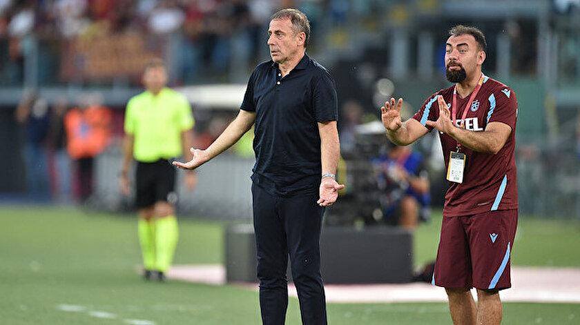 Roma-Trabzonspor 3-0 maç özeti ve golleri izle