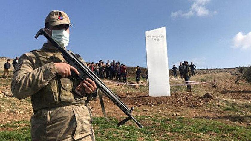 Gizemli monolit Göbeklitepeden sonra Diyarbakırda da ortaya çıktı
