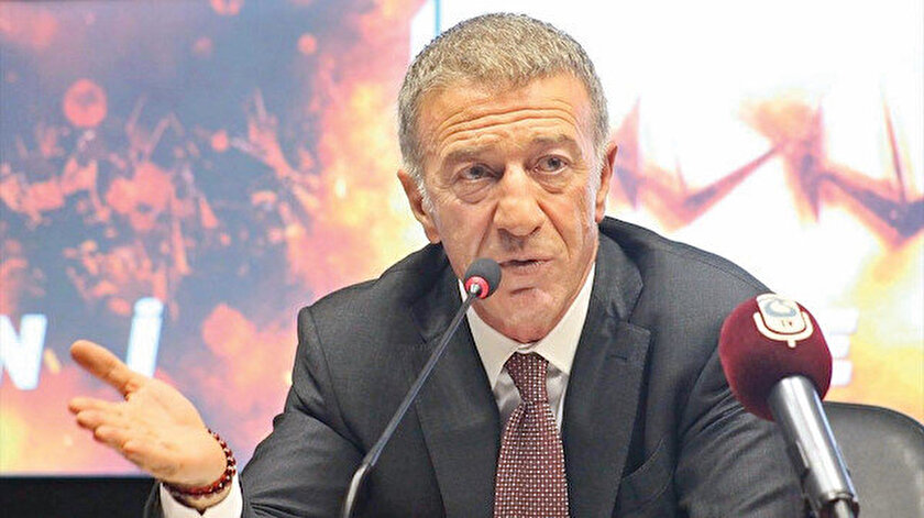 Trabzonspor Başkanı Ahmet Ağaoğlu: Zirvede kalacağız