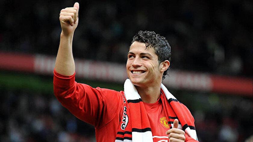 Transfer sonrası Ronaldodan ilk açıklama: Sabırsızlıkla bekliyorum