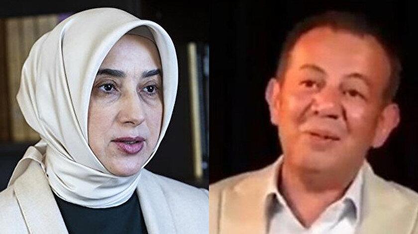 Özlem Zenginden CHPli Tanju Özcanın iğrenç imasına tepki: Mensubu olduğu siyaset adına şaşırtmayan bir vaka