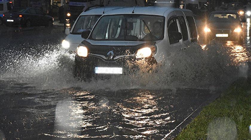 Meteorolojiden Batı Karadeniz için sel uyarısı