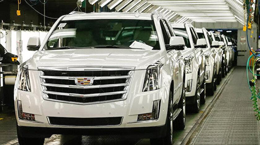 Bir otomobil markası daha üretimi durduruyor