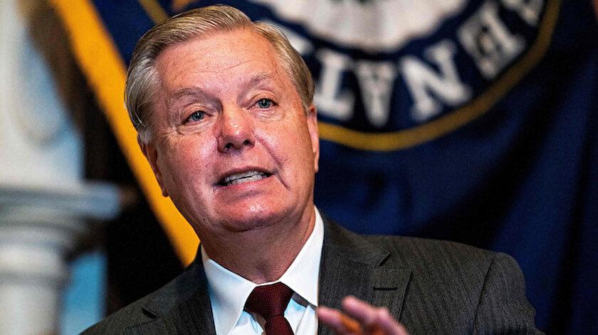 ABD Senatörü Lindsey Grahamdan Afganistan açıklaması: Geri döneceğiz