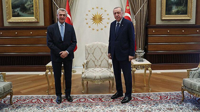 BM Mülteciler Yüksek Komiseri Grandi: Türkiyeye müteşekkiriz