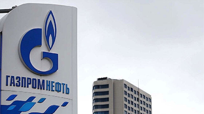 Gazpromun doğal gaz ihracat geliri yüzde 84 arttı