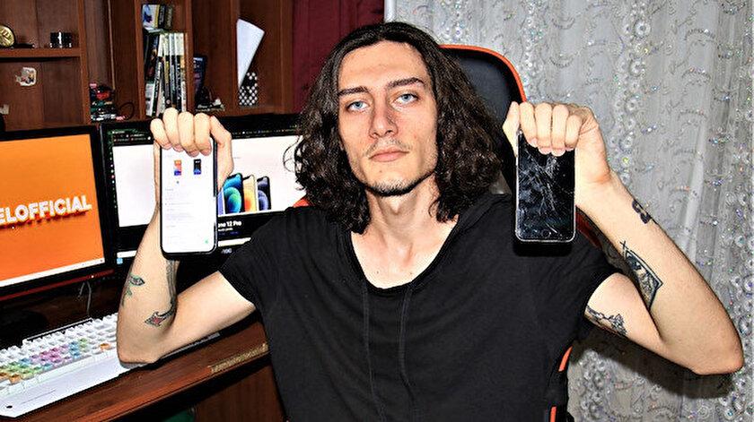 Mersinli genç Apple'ın bir açığını daha buldu: Bu hatayı yaparsanız Iphonenunuz yanabilir