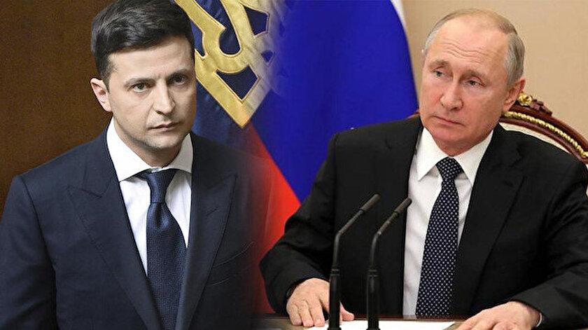 Ukrayna Devlet Başkanı Zelenskiden Putini kızdıracak açıklama: Rusya ile savaşabiliriz