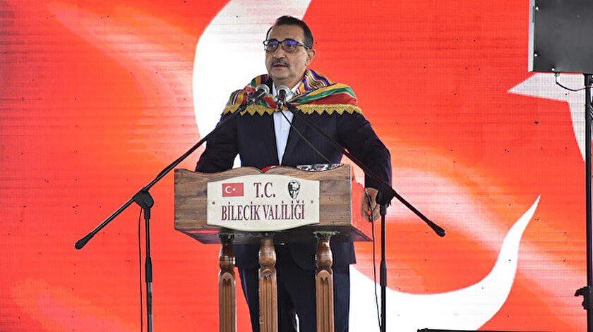 Enerji Bakanı Fatih Dönmez: Milletimizin gücünü görmek isteyenler Karabağ ve Libya'dan ders alsınlar