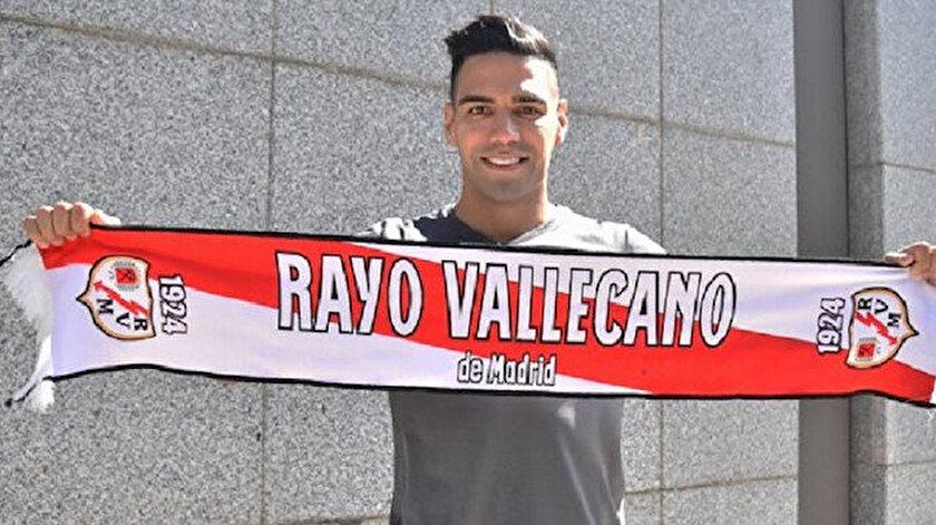 Radamel Falcao ilk maçında hayal kırıklığı yaşattı