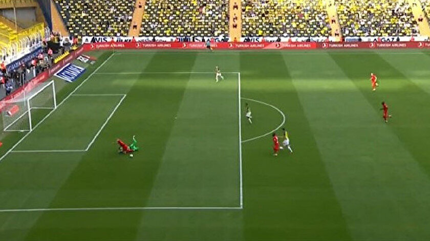Halis Özkahya Fenerbahçe-Sivasspor maçında gündem oldu