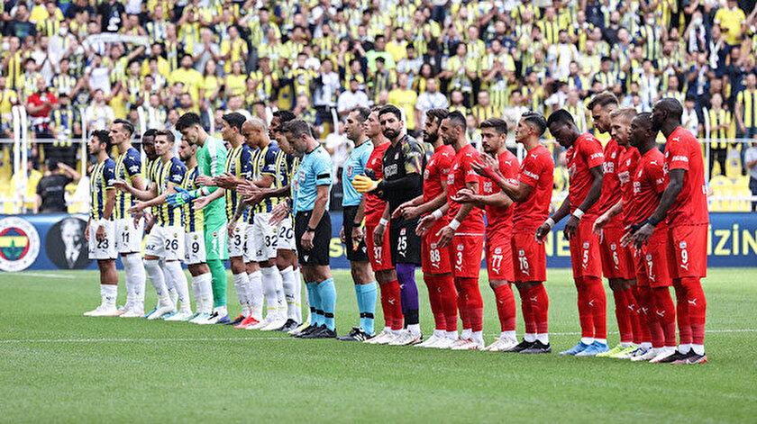 Canlı skor: Fenerbahçe-Sivasspor maçı kaç kaç: Golleri kim attı?