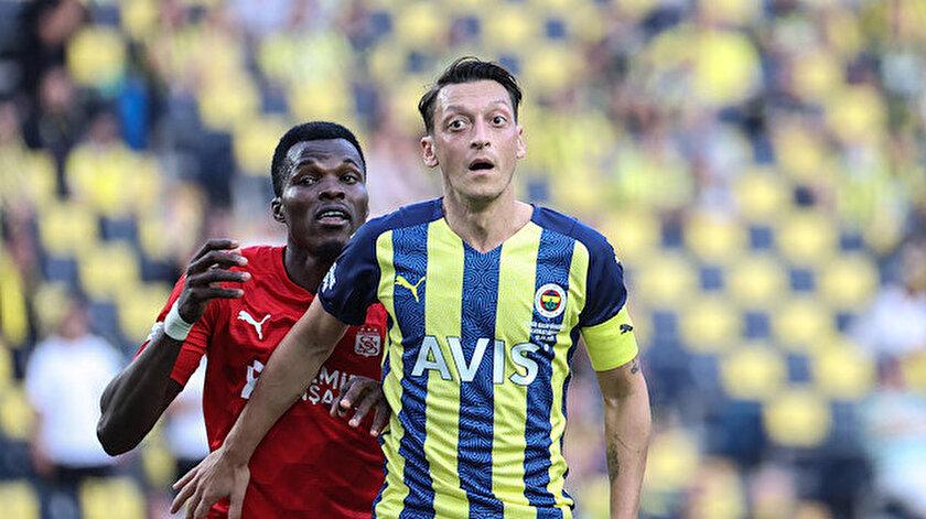 Fenerbahçe D.G. Sivasspor Özet ve Golleri