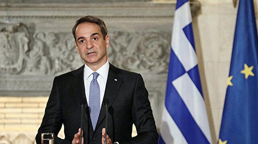 Yunanistan Başbakanı Miçotakis: Meriçte inşa edilen çelik çiti gerekirse uzatabiliriz