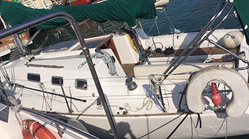 Balıkesirde FETÖ operasyonu: Yargılanan teğmenler aldıkları 340 bin TLlik tekneyle yakalandı