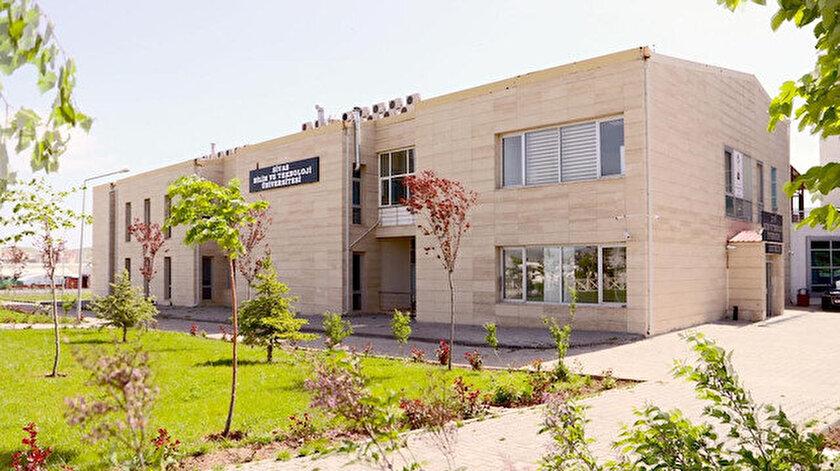 Sivas Bilim ve Teknoloji Üniversitesi araştırma görevlisi alım ilanı