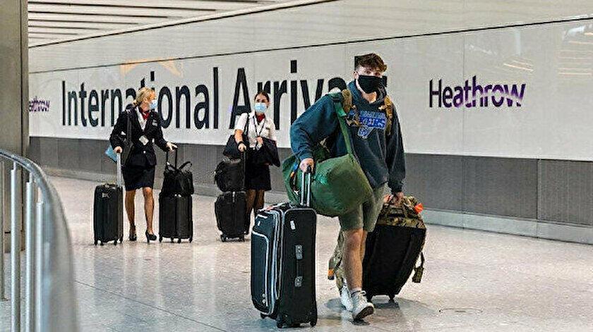 İngilterede otel karantinası uygulamasına karşı İngiliz hükümetine dava açılıyor