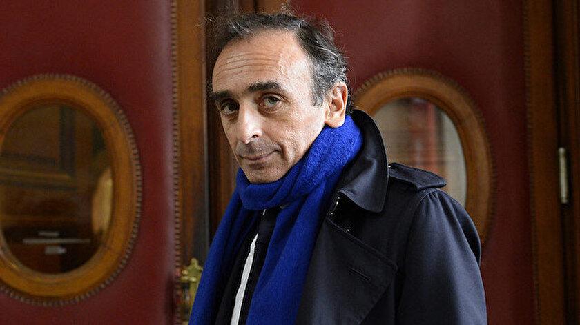 Fransız Eric Zemmour: Cumhurbaşkanı olursam Müslüman isimlerini yasaklayacağım