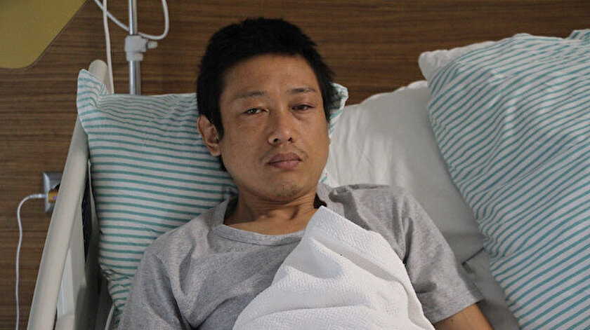 12 yıldır bisikletiyle dünyayı gezen Japon turiste Elazığ'da bıçaklı saldırı