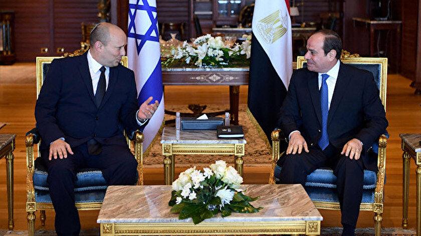İsrail ile Mısır arasında buzlar eridi: 10 yıl sonra başbakan düzeyinde ilk ziyaret
